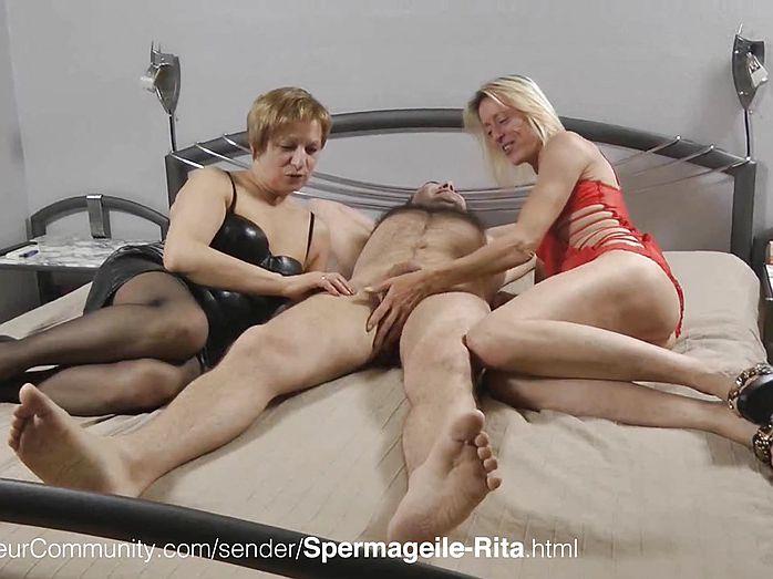 Rita sperma Porn Star