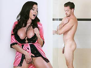 cougar ariella ferrera homemade big tits